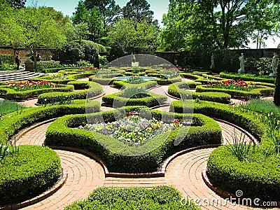 Historic Palace Gardens