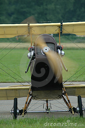 Historic plane