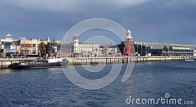Historic Port Adelaide