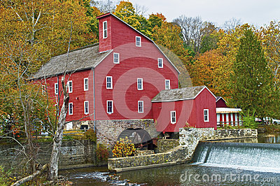 The Historic Red Mill