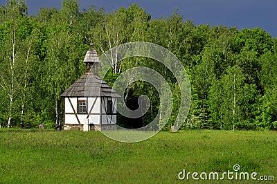 Historic rural chapel