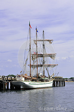 Historic Sail Boat