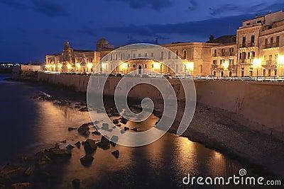 Historic Sicilian city