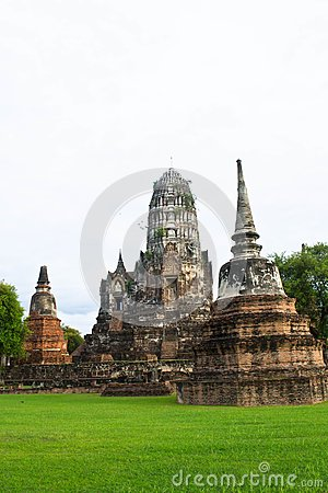 Historic site of thailand