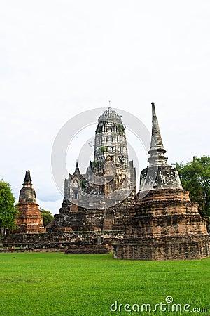 Historic site of thailand