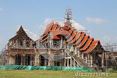 Historic site Thailand