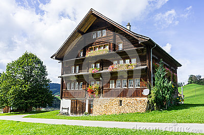 Historic Swiss House