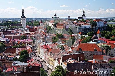 Historic Tallinn