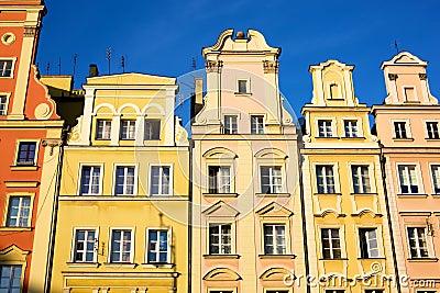 Historic tenements