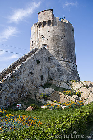 Historic Tower Stock Photography - Image: 20597612