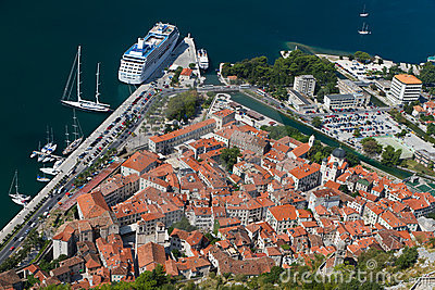 Historic town of Kotor UNESCO World