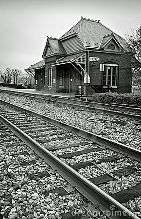 Historic Train Station