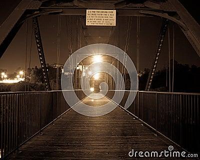 Historic Truss Bridge