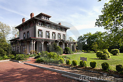 Historic Victorian mansion
