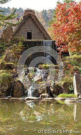 Historic village Shirakawa-go