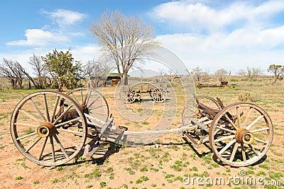 Historic wagons