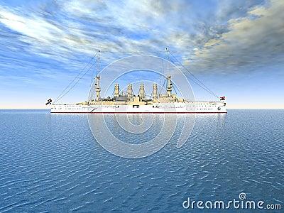Historic Warship