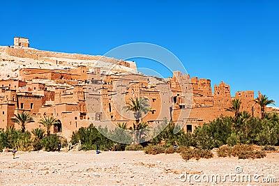 Historical Ait-Ben-Haddou