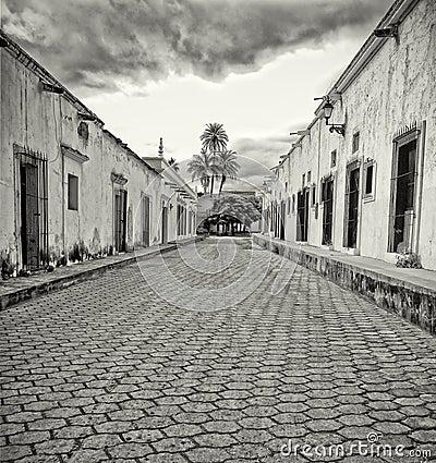 Historical Alamos, Sonora Mexico