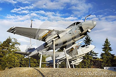 Military Aircrafts Memorial, USA