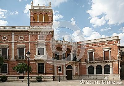 Historical architecture in Valencia