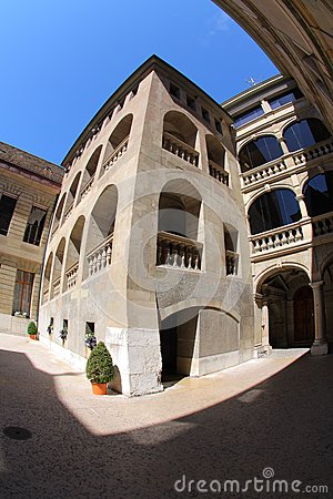 Historical Atrium