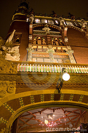 Historical Barcelona