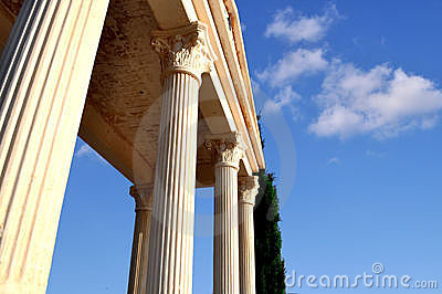 Historical Building In Cyprus Royalty Free Stock Photography - Image: 22625617