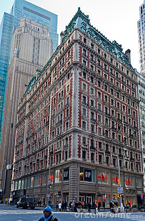 Free Historical Building In New York City Stock Images - 19842634