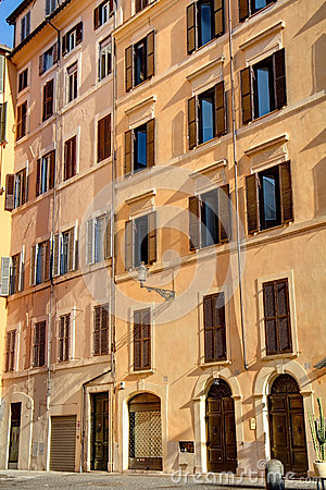 Historical building in Rome