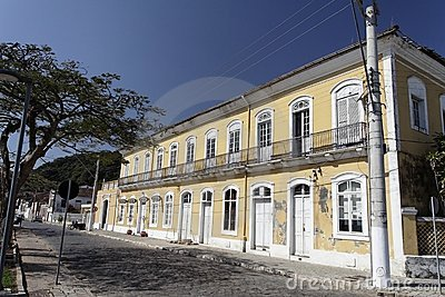 Historical Building in Sao Francisco do Sul