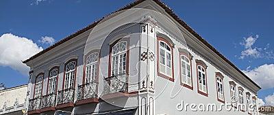 Historical Building Sao Joao del Rey