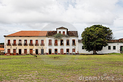Historical Buildings in Alcantara