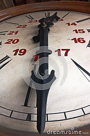 Historical Clock