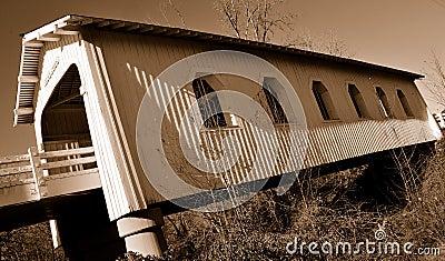 Historical Covered Bridge 2