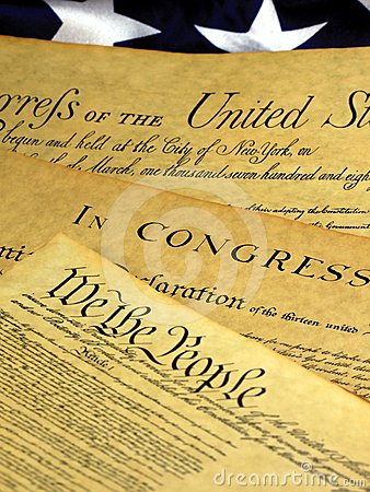 Historical Document United States Constitution