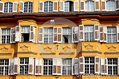 Historical Italian building