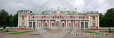 Historical Kadriorg Palace