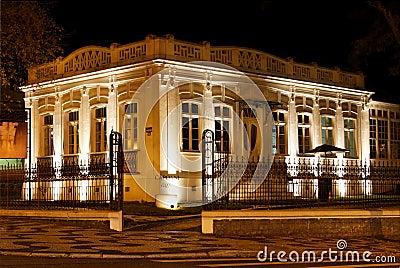 Historical Mansion Curitiba