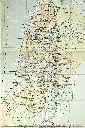 Map Of Israel And Palestine. HISTORICAL MAP OF PALESTINE