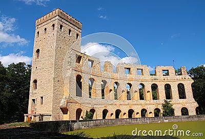 Historical ruin