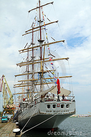 Historical seas Tall Ship Regatta 2010 Editorial Stock Image