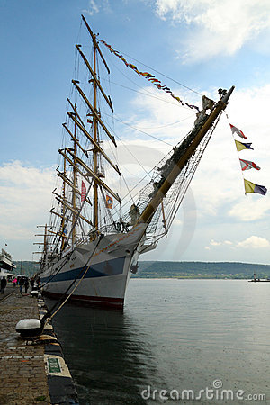 Historical seas Tall Ship Regatta 2010 Editorial Stock Image