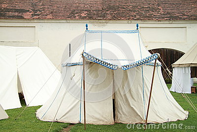 Historical tents