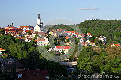 Historical town