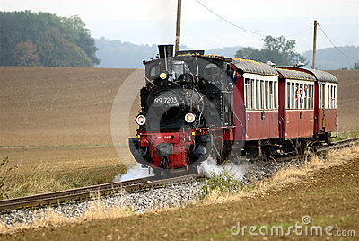 Historical train Editorial Stock Photo