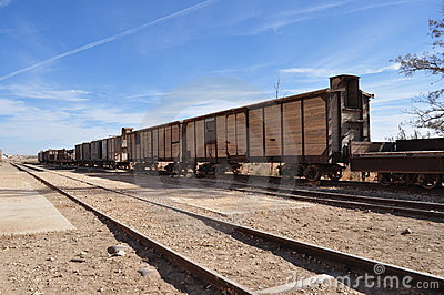 Historical Train Wagons