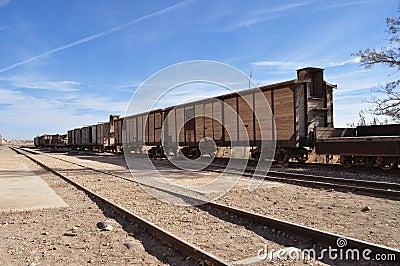 Historical Train Wagons