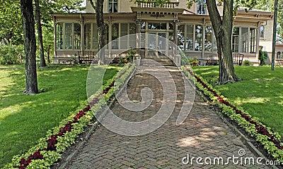 historical villa louis eight