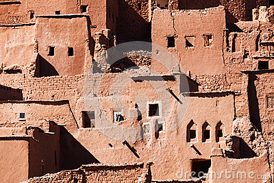 Historical village Ait-Ben-Haddou in Morocco